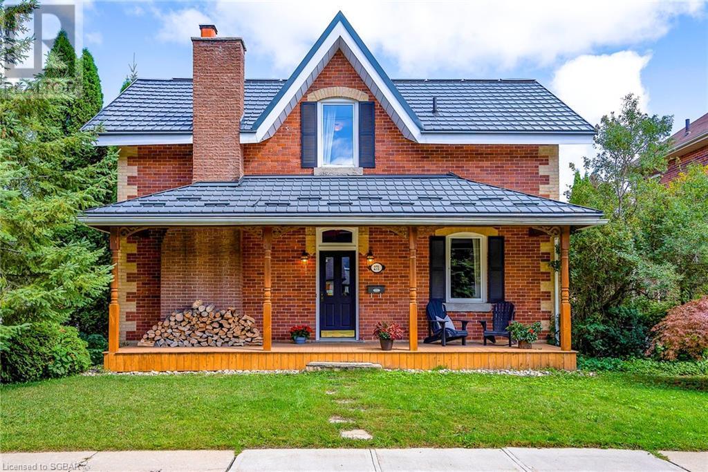 271 Birch Street, Collingwood, Ontario  L9Y 2V8 - Photo 1 - 40164695