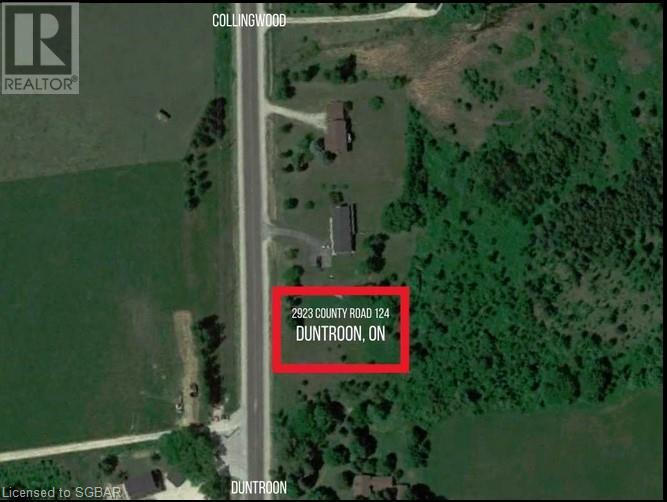 2923 124 County Road, Duntroon, Ontario  L0M 1S0 - Photo 2 - 40165641