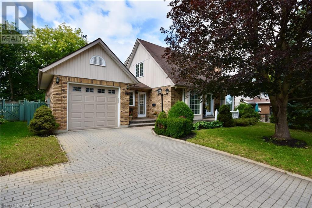 540 WELLINGTON Street, midland, Ontario