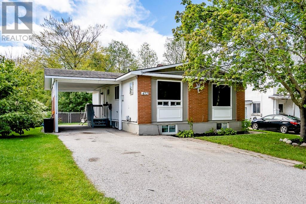 472 WILLIAM Street, midland, Ontario
