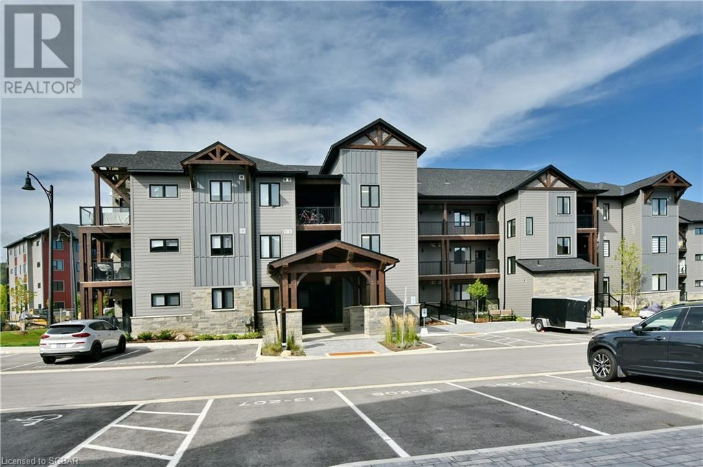 10 Beausoleil Lane Unit# 305, Town Of Blue Mountains, Ontario  L9Y 2X5 - Photo 1 - 40163952