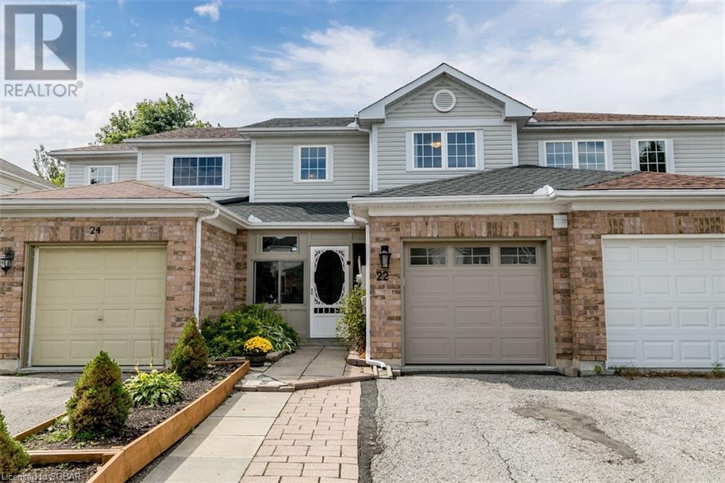 22 PICKETT Crescent, barrie, Ontario