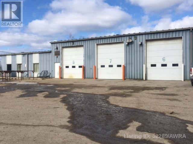 Bay 6,7, 8, 3711 37 Ave Avenue, Whitecourt, Alberta  t7s 0c3 - Photo 2 - AWI52289