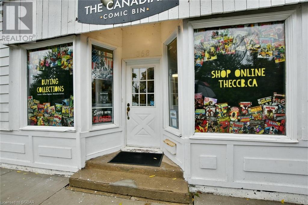 368 Hurontario Street, Collingwood, Ontario  L9Y 2M6 - Photo 2 - 40169162