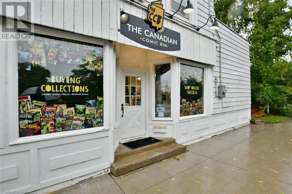 368 Hurontario Street, Collingwood, Ontario  L9Y 2M6 - Photo 3 - 40169162