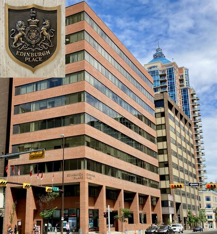 500, 900 6 Avenue Sw, Calgary, Alberta  T2P 3K2 - Photo 1 - A1122334