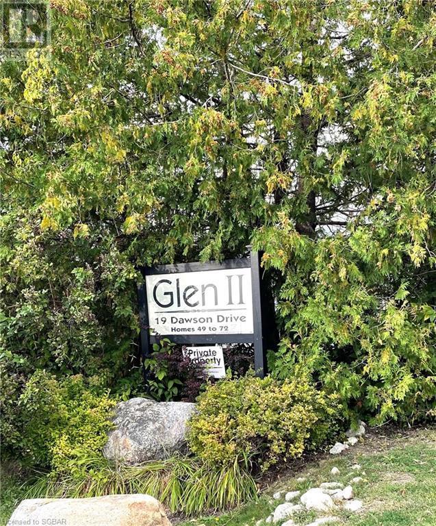 19 Dawson Drive Unit# 62, Collingwood, Ontario  L9Y 5B4 - Photo 11 - 40168260