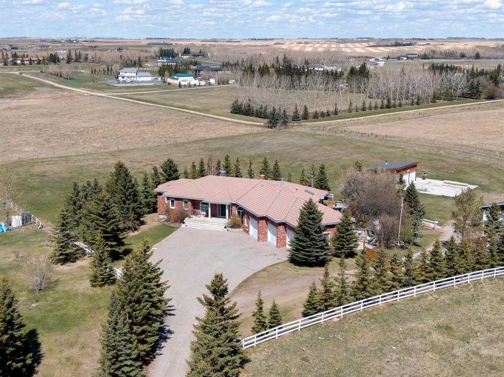 292212 Twp Rd 262, Rural Rocky View County, Alberta  T0M 0E0 - Photo 48 - A1107273