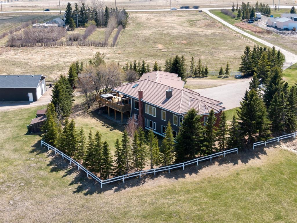 292212 Twp Rd 262, Rural Rocky View County, Alberta  T0M 0E0 - Photo 49 - A1107273