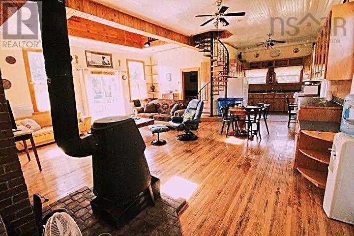 1857 New Campbellton Road, Cape Dauphin, Nova Scotia  B1X 1X5 - Photo 4 - 202124524