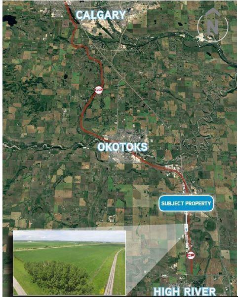 450888 Highway # 2a Hi, Rural Foothills County, Alberta  T1V 1P4 - Photo 6 - C4267564