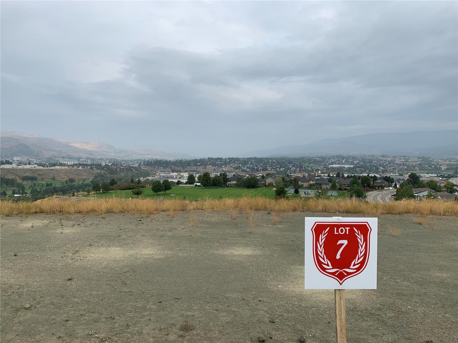 #lot 7 961 Mt. Griffin Road,, Vernon, British Columbia  V1B 2B6 - Photo 1 - 10241025