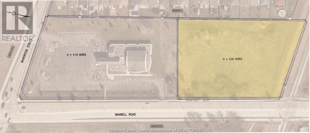 MLS# 21020329: V/L BANWELL, Windsor, Canada