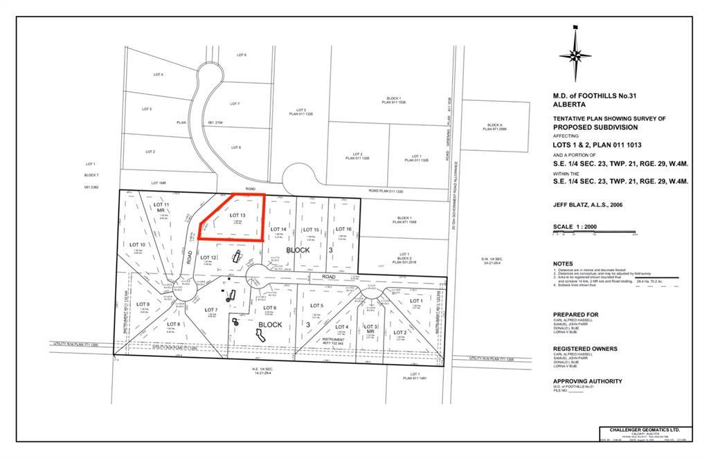 286006 Ridgeview Way E, Rural Foothills County, Alberta  T1S 5A9 - Photo 2 - A1108192